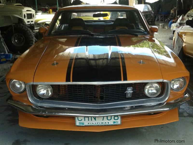 Old Cars For Sale In Philippines: 1969 MUSTANG For Sale