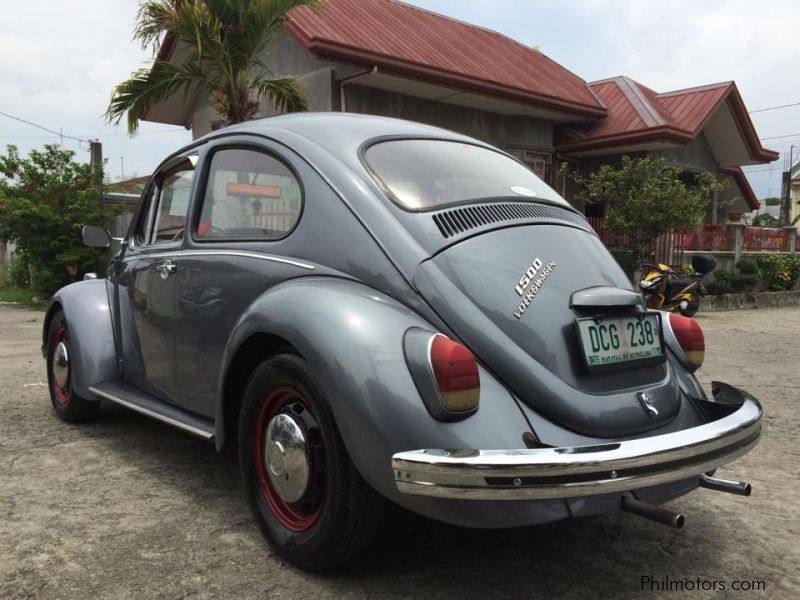 Used Volkswagen beetle | 1969 beetle for sale | Quezon ...