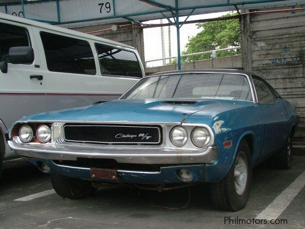 Old Cars For Sale In Philippines: 1970 Challenger For Sale