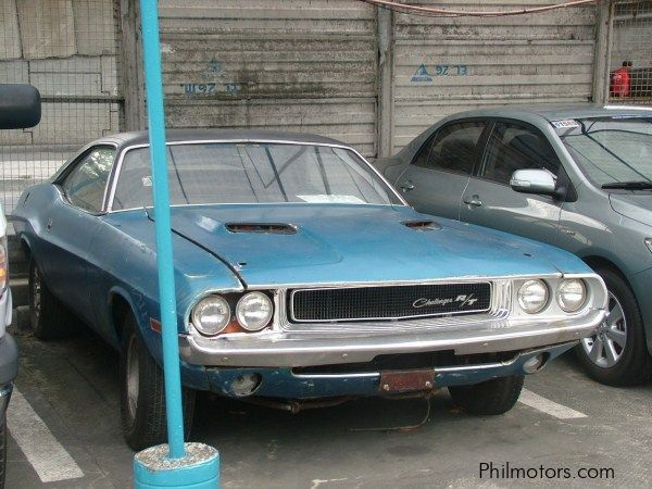 Used Dodge Challenger 1970 Challenger For Sale Paranaque City
