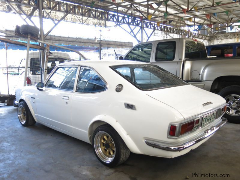 Old Cars For Sale In Philippines: 1973 Corolla Trueno For Sale