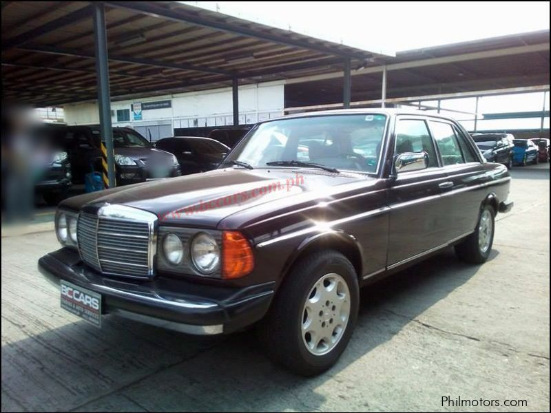 Used mercedes benz 280e 1977 280e for sale pasig city for Mercedes benz price philippines