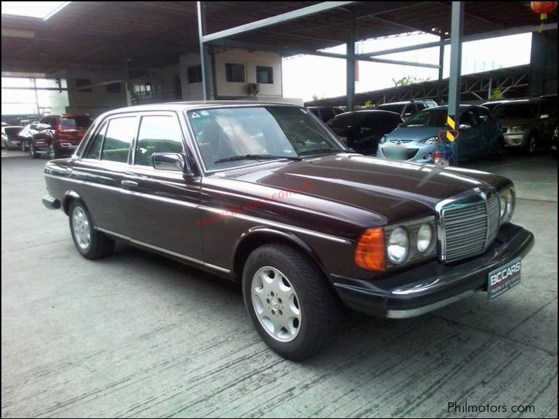 Used mercedes benz 280e 1977 280e for sale pasig city for Mercedes benz philippines