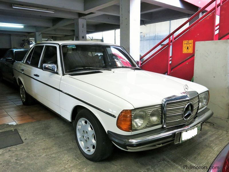 Used mercedes benz a 230 1977 a 230 for sale quezon for Mercedes benz price philippines