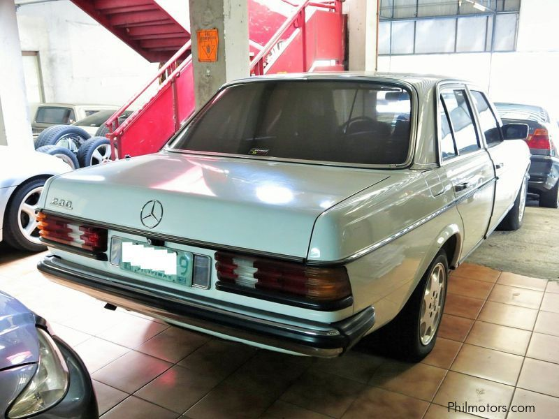 Used mercedes benz a 230 1977 a 230 for sale quezon for Mercedes benz car salesman salary
