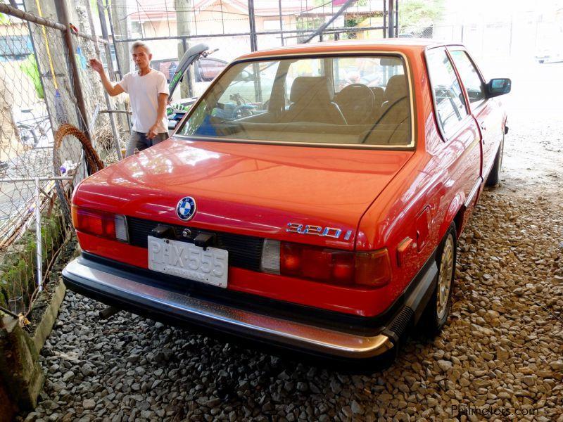 Used BMW 320i | 1979 320i for sale | Cebu BMW 320i sales ...