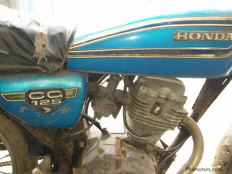 125cc Atv For Sale >> Used Honda CG 125 1980 Model | 1980 CG 125 1980 Model for sale | Pampanga Honda CG 125 1980 ...