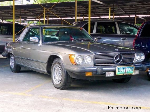 Used mercedes benz 450 slc 1980 450 slc for sale pasig for Mercedes benz philippines
