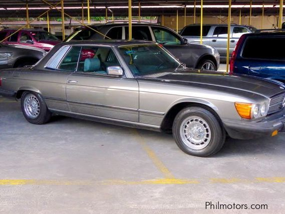 Used Mercedes Benz 450 Slc 1980 450 Slc For Sale Pasig
