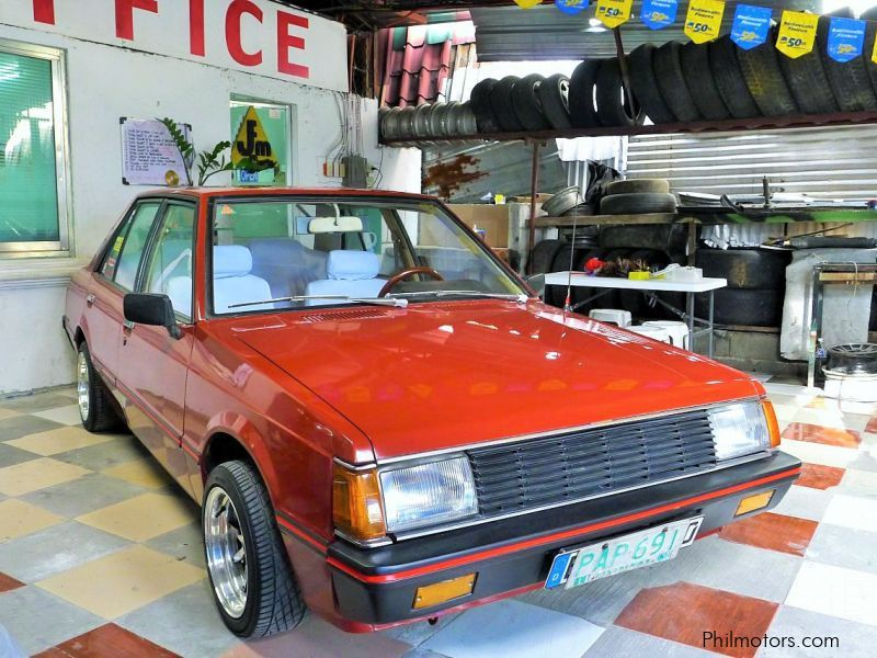 Used Mitsubishi Lancer Box Type 1980 Lancer Box Type For Sale Antipolo City Mitsubishi