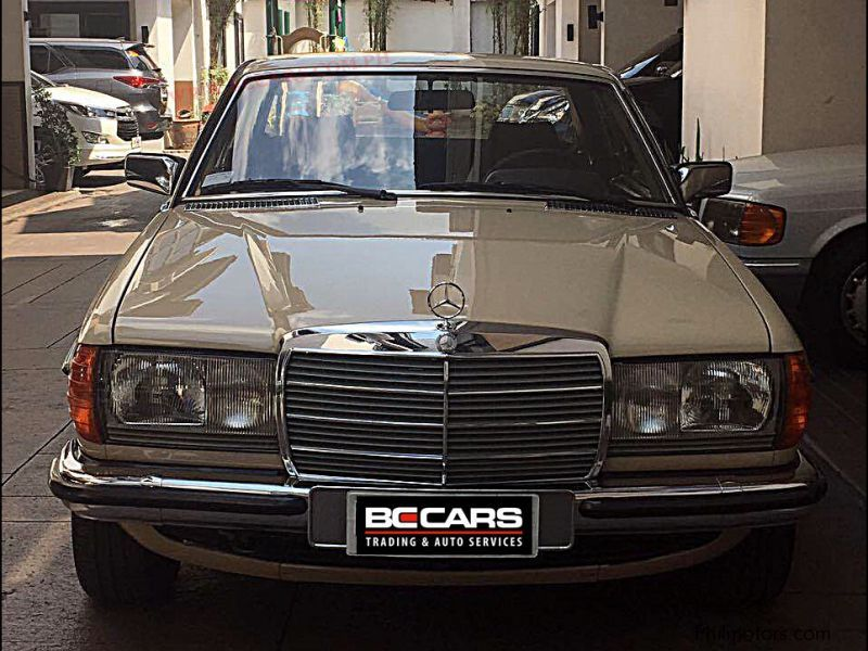 Used mercedes benz 230ce 1982 230ce for sale pasig for Pay mercedes benz online