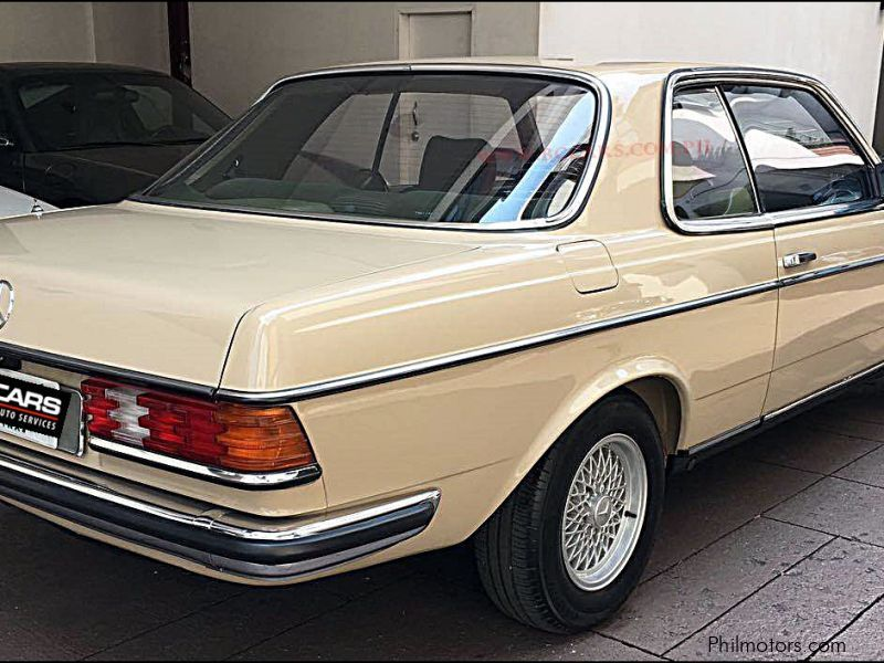Used mercedes benz 230ce 1982 230ce for sale pasig for Mercedes benz philippines