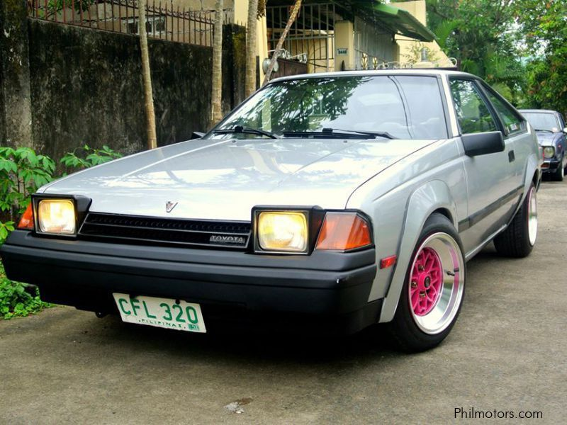 Used Toyota Celica GT-S | 1982 Celica GT-S for sale | Paranaque City ...