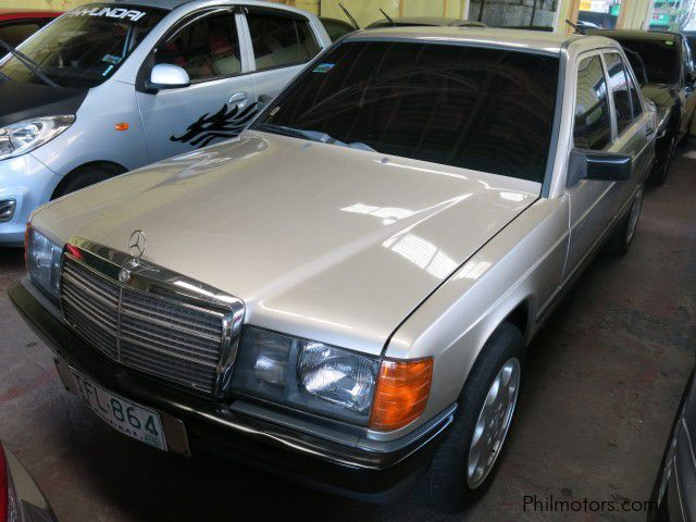 Used mercedes benz 190 e 1985 190 e for sale paranaque for Mercedes benz philippines price list