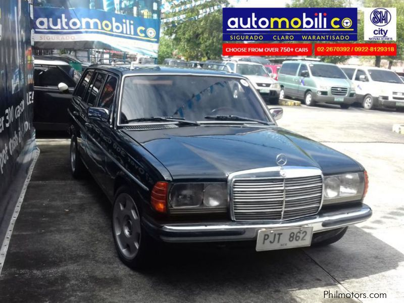 Used mercedes benz 300 td 1985 300 td for sale for Mercedes benz 300 td