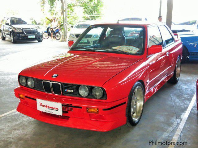 Used BMW M3 E36 | 1987 M3 E36 for sale | Pasig City BMW M3 E36 sales ...