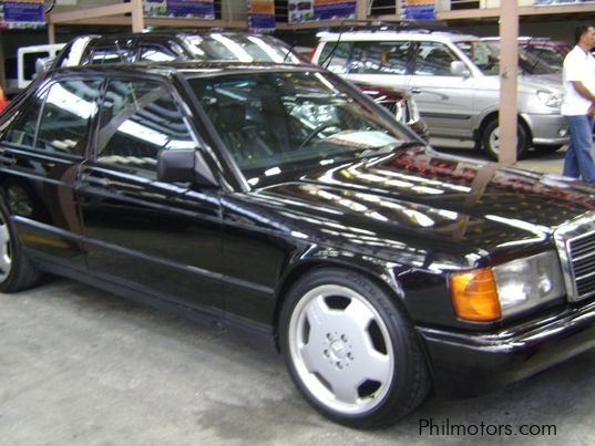 Used mercedes benz 190e 1987 190e for sale quezon city for Mercedes benz philippines price list