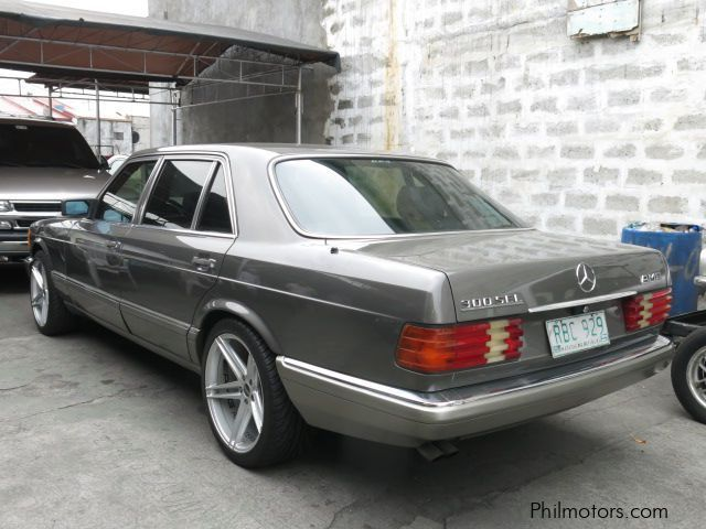 Used mercedes benz 300 sel 1987 300 sel for sale las for Used mercedes benz 300