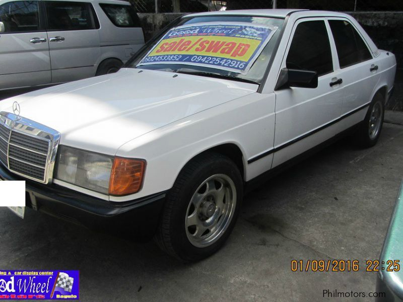 Used mercedes benz 190e 1988 190e for sale benguet for Mercedes benz philippines