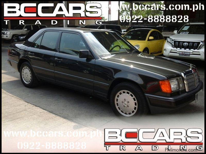 used mercedes-benz 300e | 1988 300e for sale | pasig city mercedes