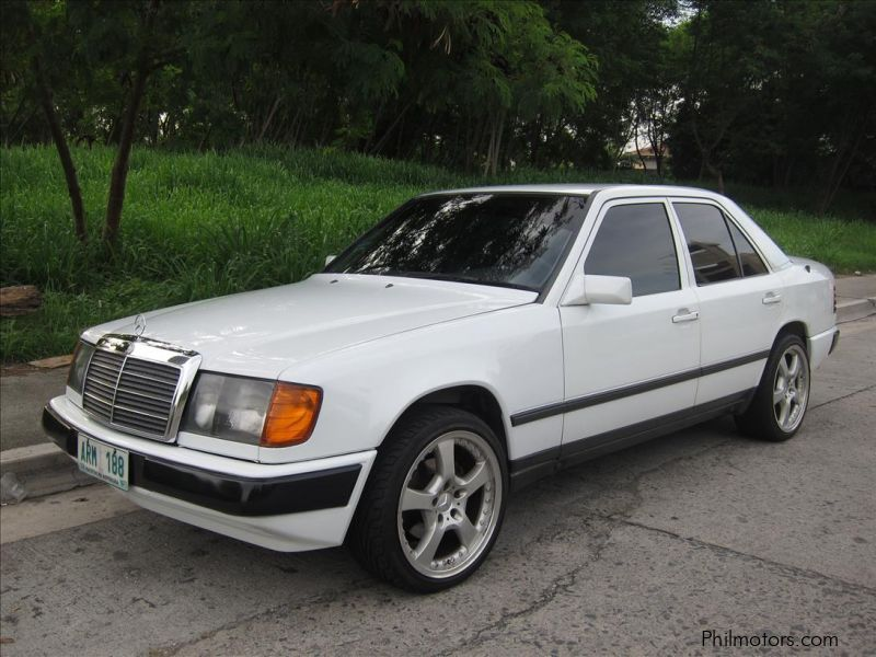 Used mercedes benz 260e 1989 260e for sale paranaque for Mercedes benz philippines