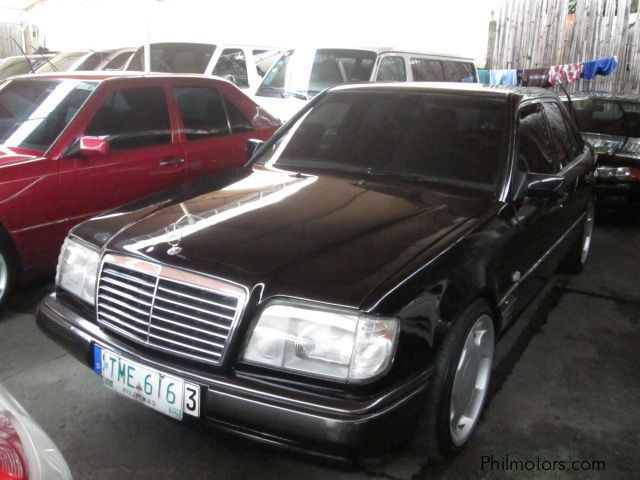 Used mercedes benz e280 lorinser 1989 e280 lorinser for for Mercedes benz lorinser for sale