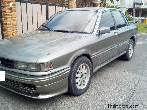 Used Mitsubishi Galant Super Saloon 1989 Galant Super