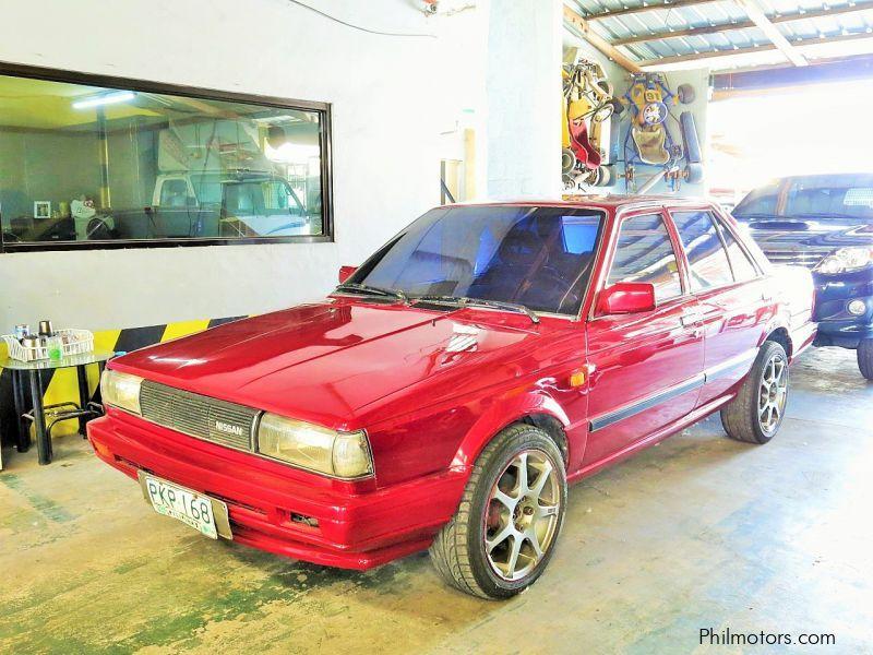 Used Nissan Sentra 1989 Sentra For Sale Pampanga Nissan