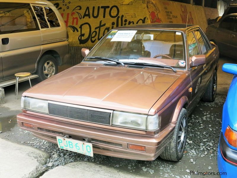 Used Nissan Sentra | 1989 Sentra for sale | Paranaque City