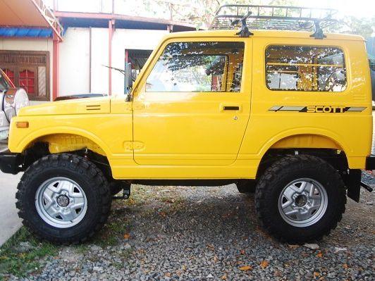 Used Suzuki Jimny 1989 Jimny For Sale Pasay City