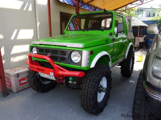 Used Suzuki Samurai For Sale Philippines