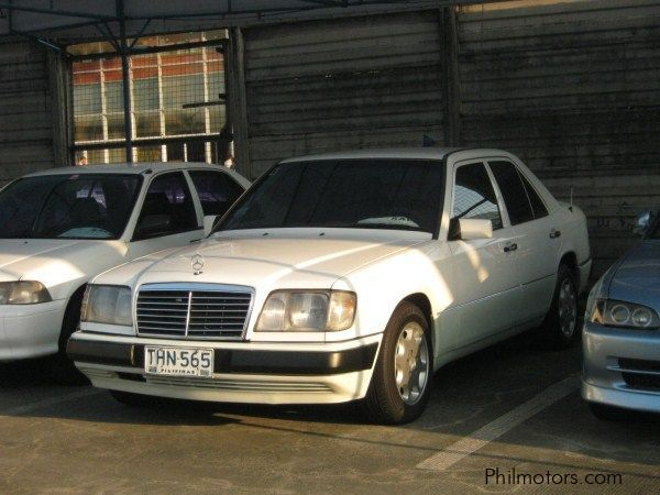 Used mercedes benz 250 d 1990 250 d for sale paranaque for Mercedes benz philippines