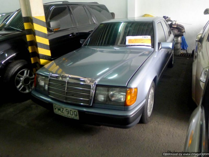 Used mercedes benz 260e 1990 260e for sale makati city for Mercedes benz philippines