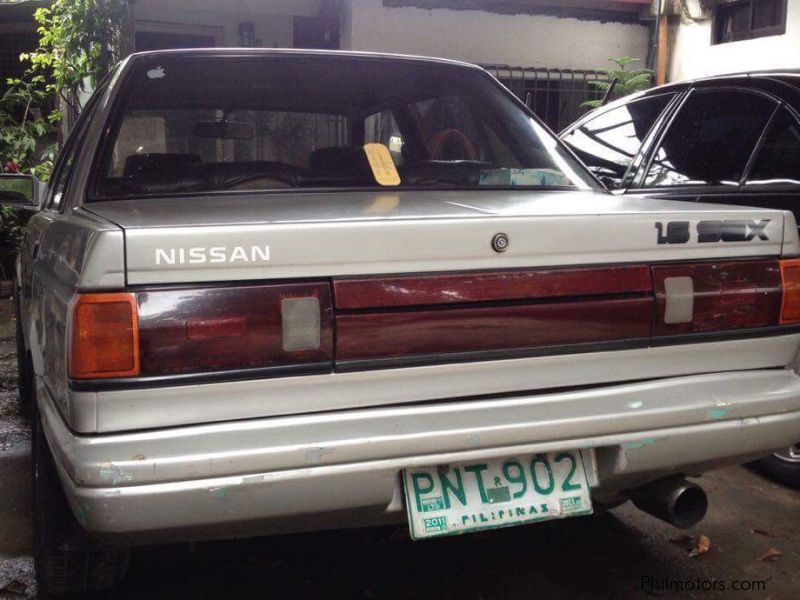 Used Nissan Sentra | 1990 Sentra for sale | Quezon City Nissan ...