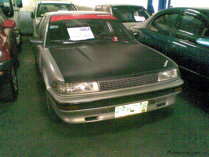 Used Toyota Corolla Gl 16 Valve Small Body 1990 Corolla