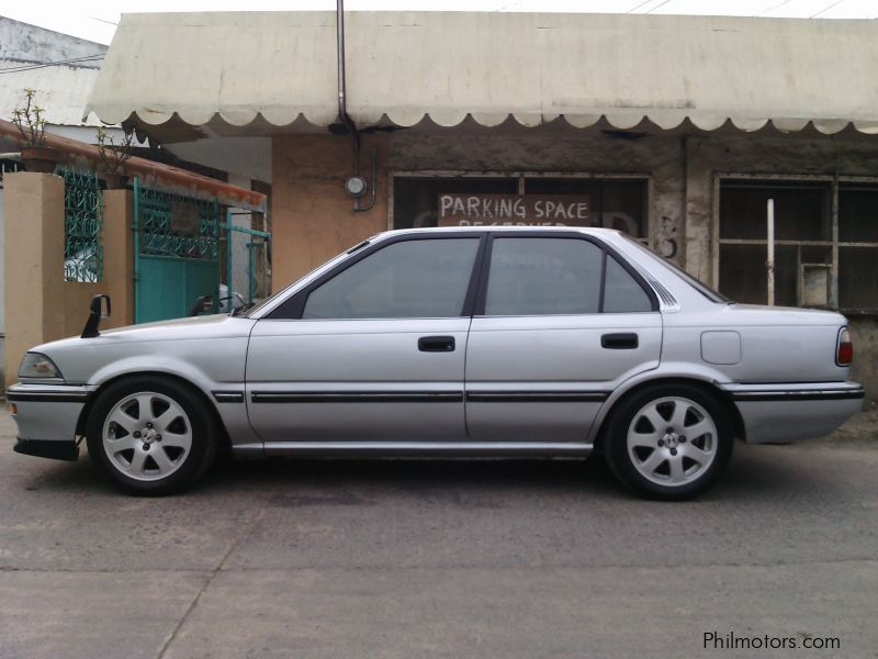 Used Toyota Corolla Small Body 1990 Corolla Small Body For Sale Cebu Toyota Corolla Small
