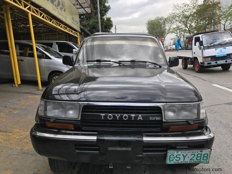 Used Toyota Land Cruiser   1990 Land Cruiser for sale ...
