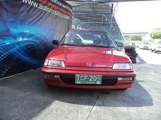 Used Honda Civic Ef 1991 Civic Ef For Sale Paranaque