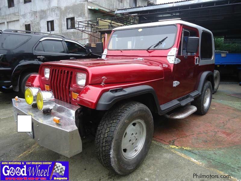 1991 jeep wrangler manual transmissio