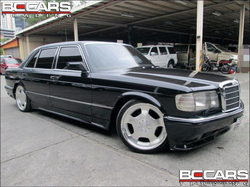 Used mercedes benz 560sel 1991 560sel for sale pasig for Mercedes benz 560sel for sale