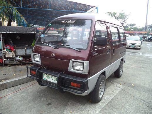 Suzuki Multicab Super Carry