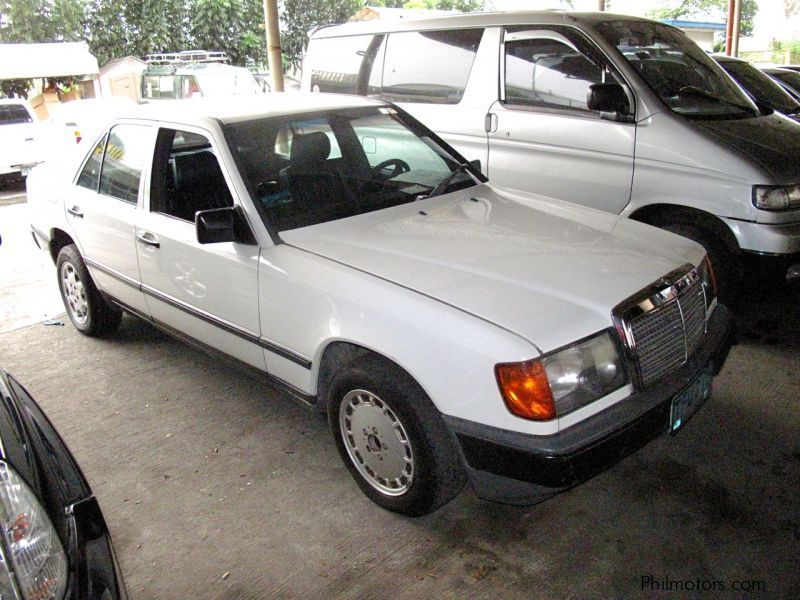 Used mercedes benz 230e 1992 230e for sale quezon city for Mercedes benz 230e