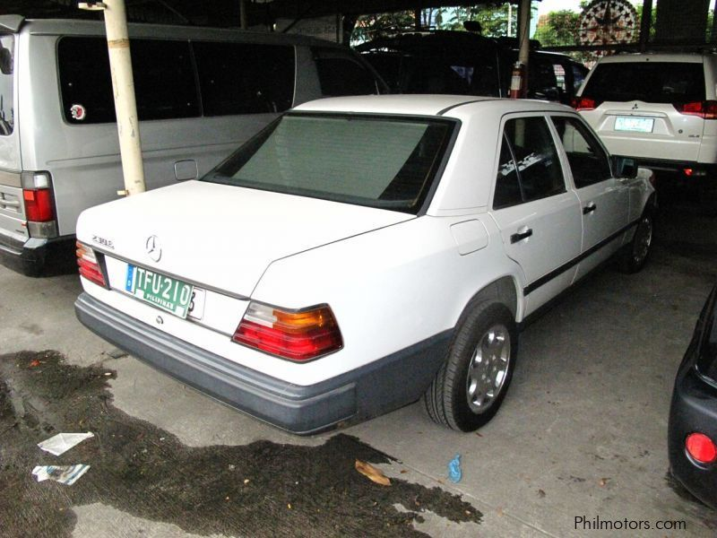 Used mercedes benz 230e 1992 230e for sale quezon city for Mercedes benz price philippines