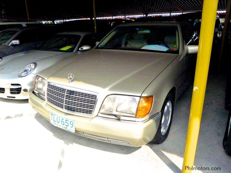 Used mercedes benz 300 se u s version 1992 300 se u s for Mercedes benz price philippines
