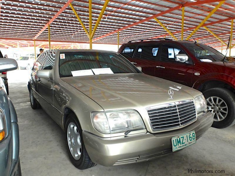 Used mercedes benz s320 1992 s320 for sale pasig city for Mercedes benz price philippines