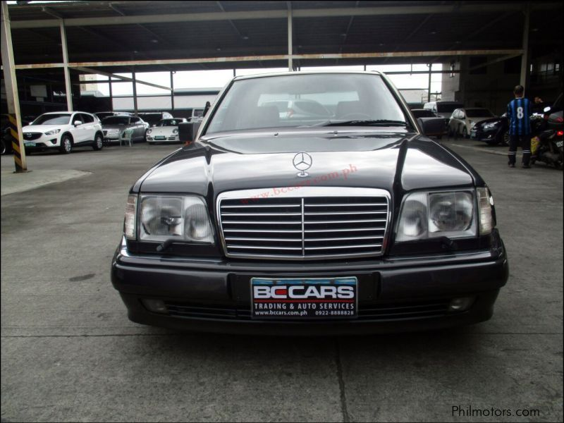 Used mercedes benz e500 1992 e500 for sale pasig city for Mercedes benz philippines