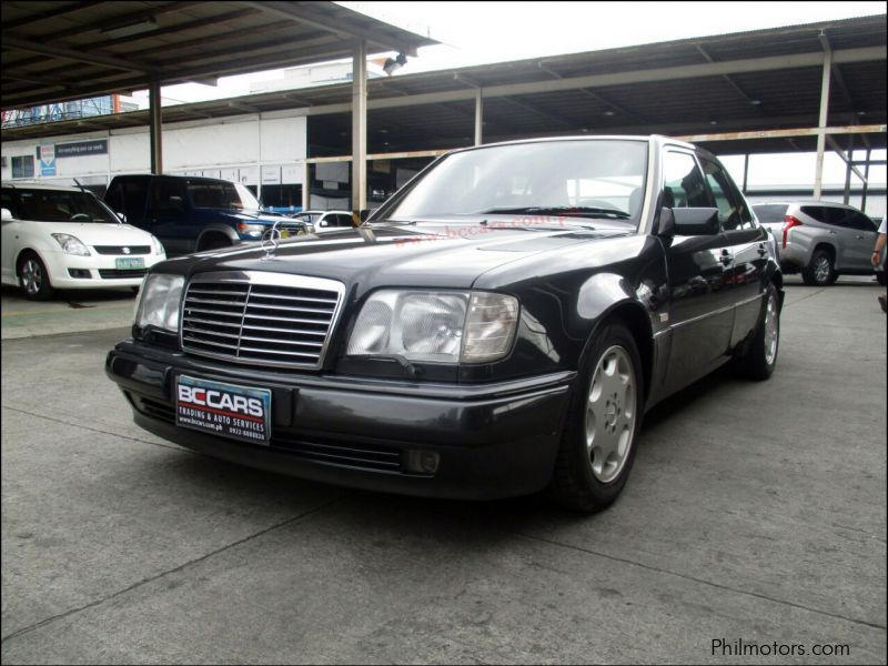 Used mercedes benz e500 1992 e500 for sale pasig city for Mercedes benz e500 for sale