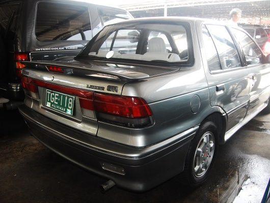 Used Mitsubishi Lancer Gti 1992 Lancer Gti For Sale Pasay City Mitsubishi Lancer Gti Sales