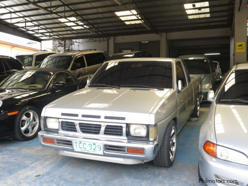 Pre Owned Cars >> Used Nissan Pick up | 1992 Pick up for sale | Quezon City ...