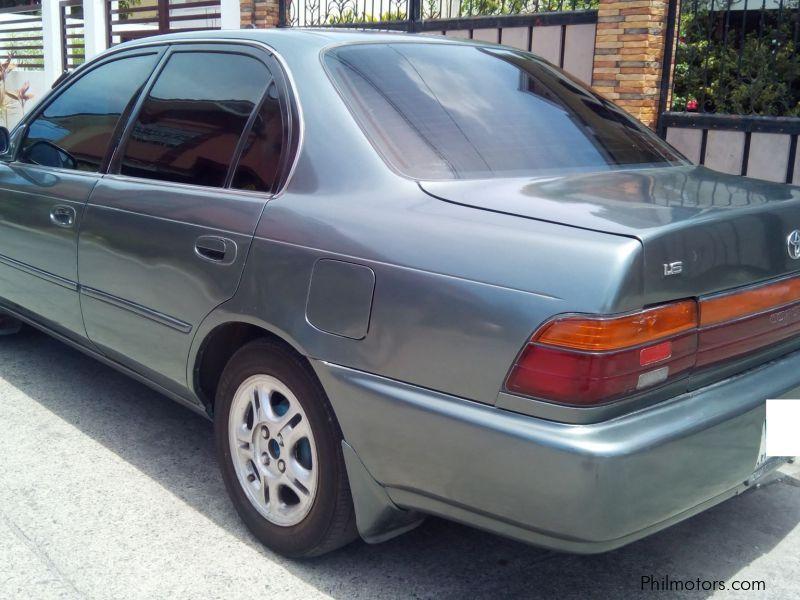 Used Toyota Corolla Gli 1992 Corolla Gli For Sale Manila Toyota Corolla Gli Sales Toyota